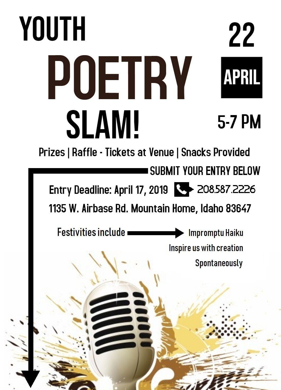 All Seasons Youth Poetry Slam